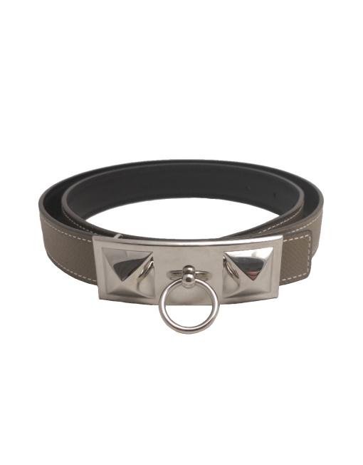 belt hermes collier