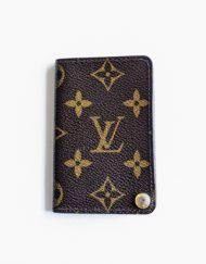 card case VUITTON monogram