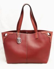 shoppingbag cartier red