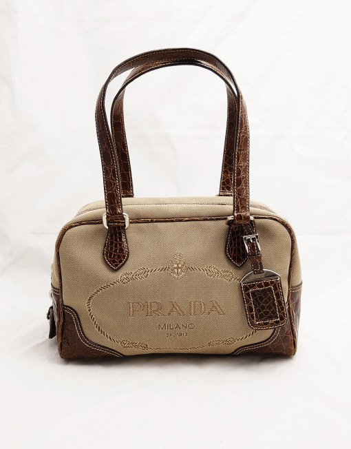 bag PRADA fabric coco