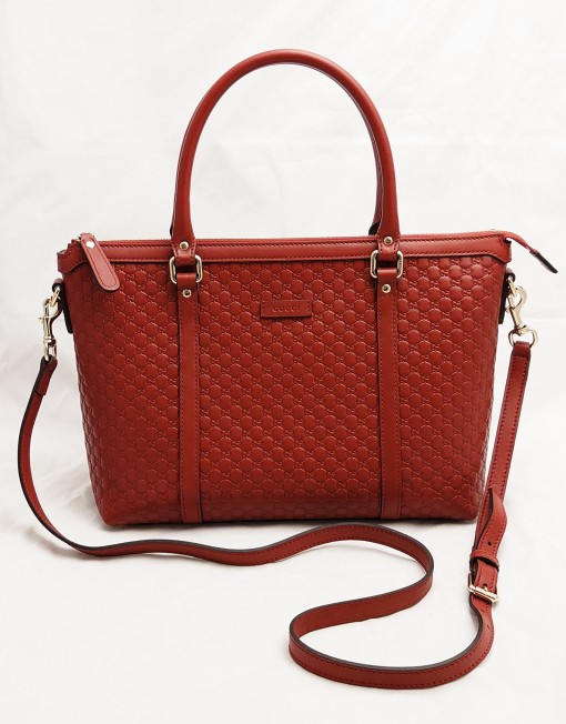 bag gucci red