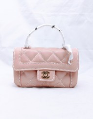 mini bag chanel pink
