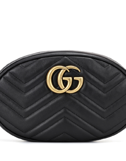 fannypack GUCCI marmont black