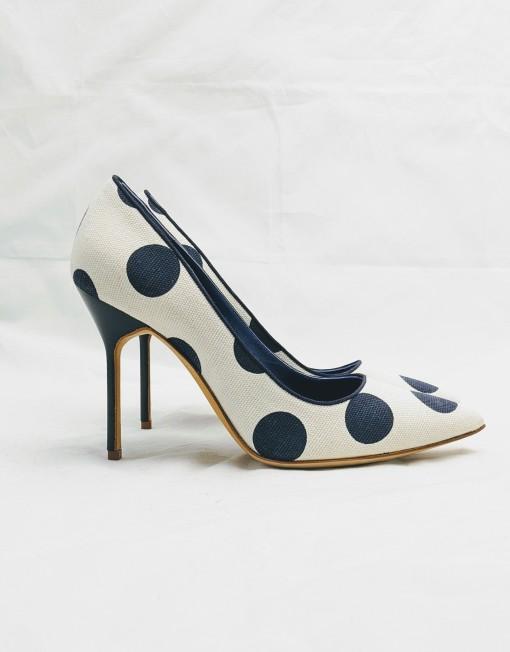 shoe blahnik blues