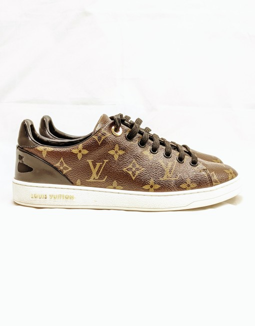 sneakers VUITTON frontrow