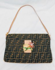 bag fendi flower