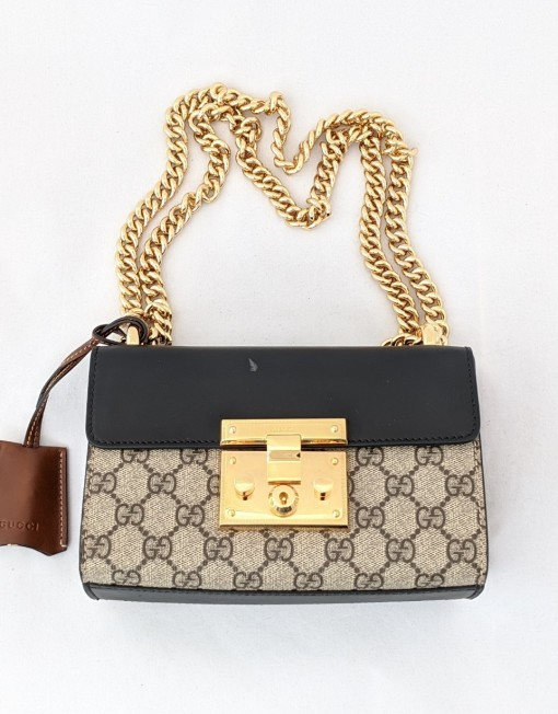 bag GUCCI padlock