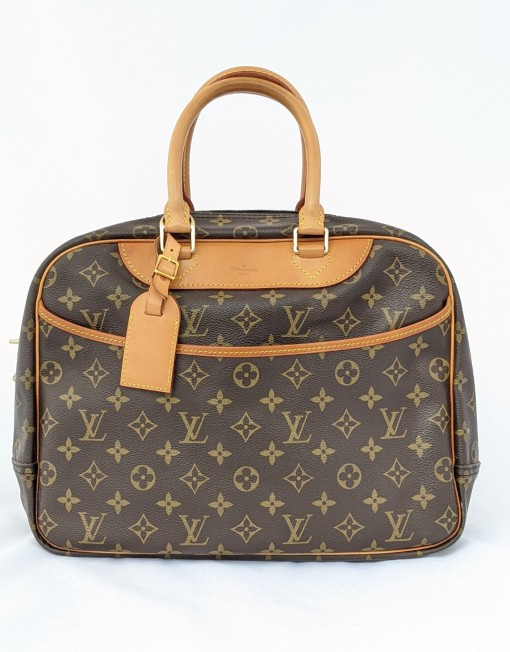bag VUITTON deauville monogram