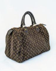 bag VUITTON speedy idylle brown