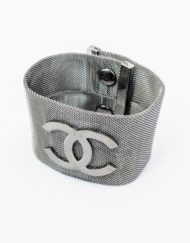 bracelet CHANEL metallic