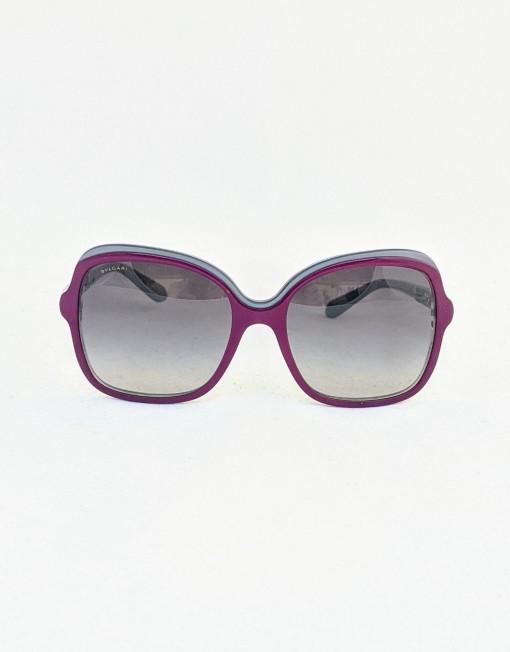 BVLGARI sunglasses blue