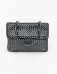 bag bottega veneta black