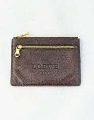 pouch LOEWE brown