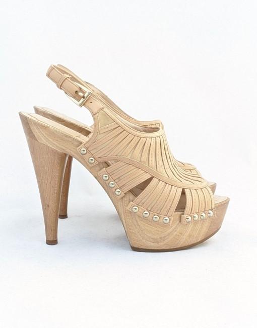 shoes DIOR wood beige