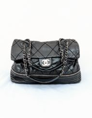 CHANEL ParisNY black bag