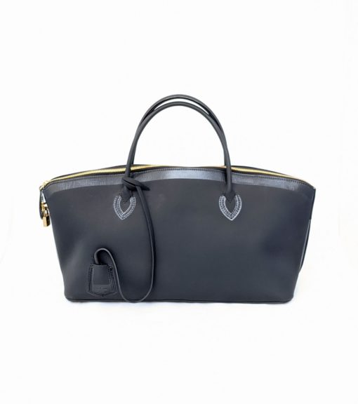 VUITTON obsession east west lockit bag