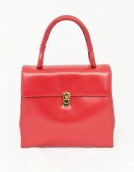 LOEWE vintage red bag