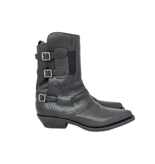 DIOR Saddle ankle boot