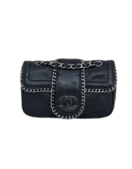 CHANEL mini flap chain bag