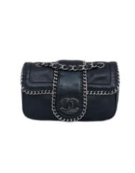 CHANEL mini flap chain bag