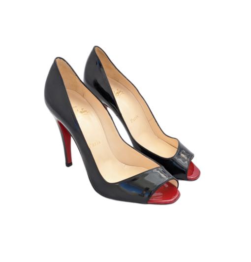LOUBOUTIN black shoes
