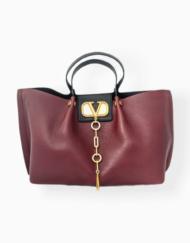 VALENTINO GARAVANI Medium VLogo Escape shopper tote bag